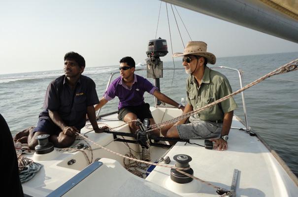 Learn to Sail in Mumbai