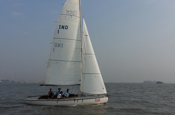 Learn Sailing in Mumbai