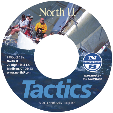 North U Tactics DVD by Bill Gladstone