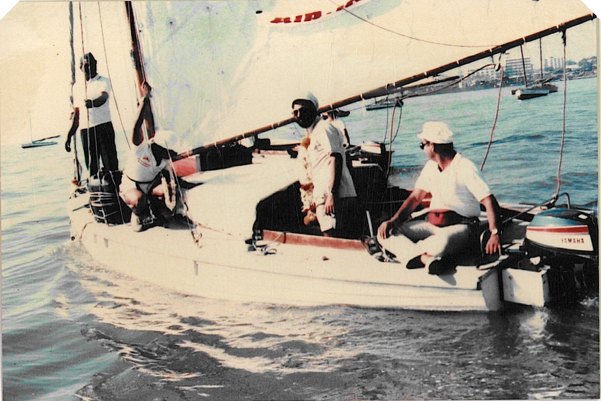 Bombay Muscat Voyage Seabird Sailboat (2)